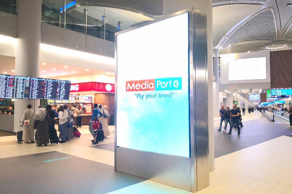 ledasdo_indoor_ic_mekan_p4_istanbul_havalimanı_airport_led_ekran_pier_reklam